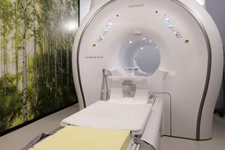 1.5テスラ超電導MRIの画像