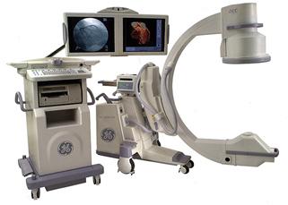 血管造影装置 OEC9900Eliteの画像